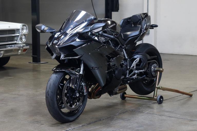 Used 2016 Kawasaki Ninja H2 for sale Sold at San Francisco Sports Cars in San Carlos CA 94070 3