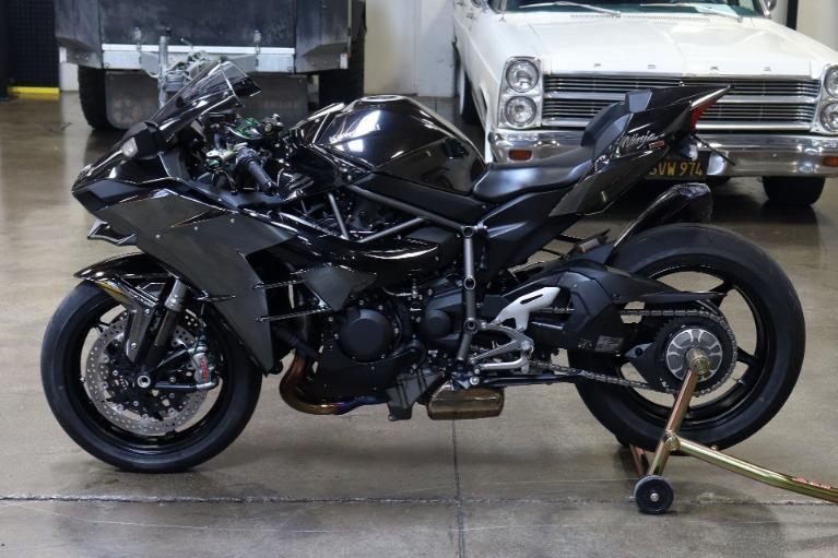Used 2016 Kawasaki Ninja H2 for sale Sold at San Francisco Sports Cars in San Carlos CA 94070 4