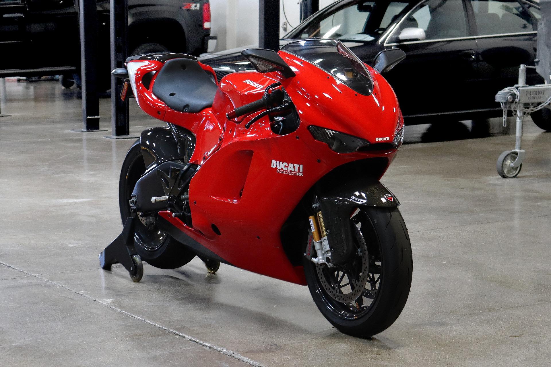 Used 2008 Ducati Desmosedici for sale $75,995 at San Francisco Sports Cars in San Carlos CA 94070 1