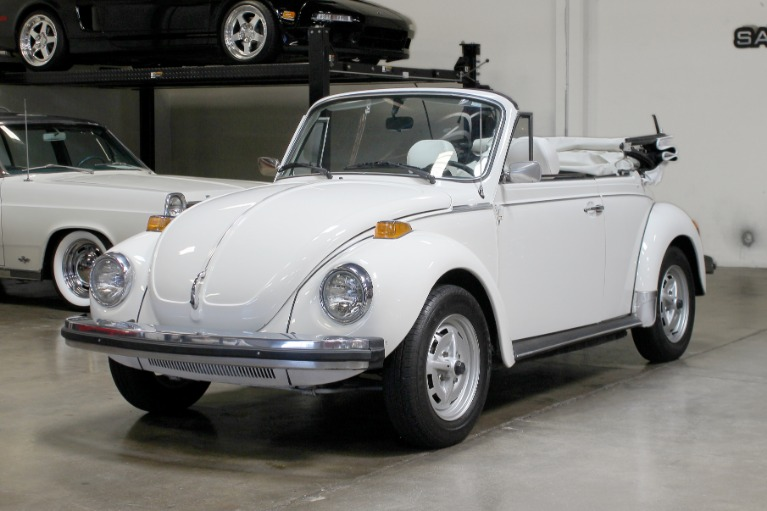 Used 1979 Volkswagon Beetle for sale $22,995 at San Francisco Sports Cars in San Carlos CA 94070 3