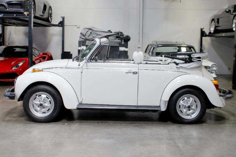 Used 1979 Volkswagon Beetle for sale $22,995 at San Francisco Sports Cars in San Carlos CA 94070 4