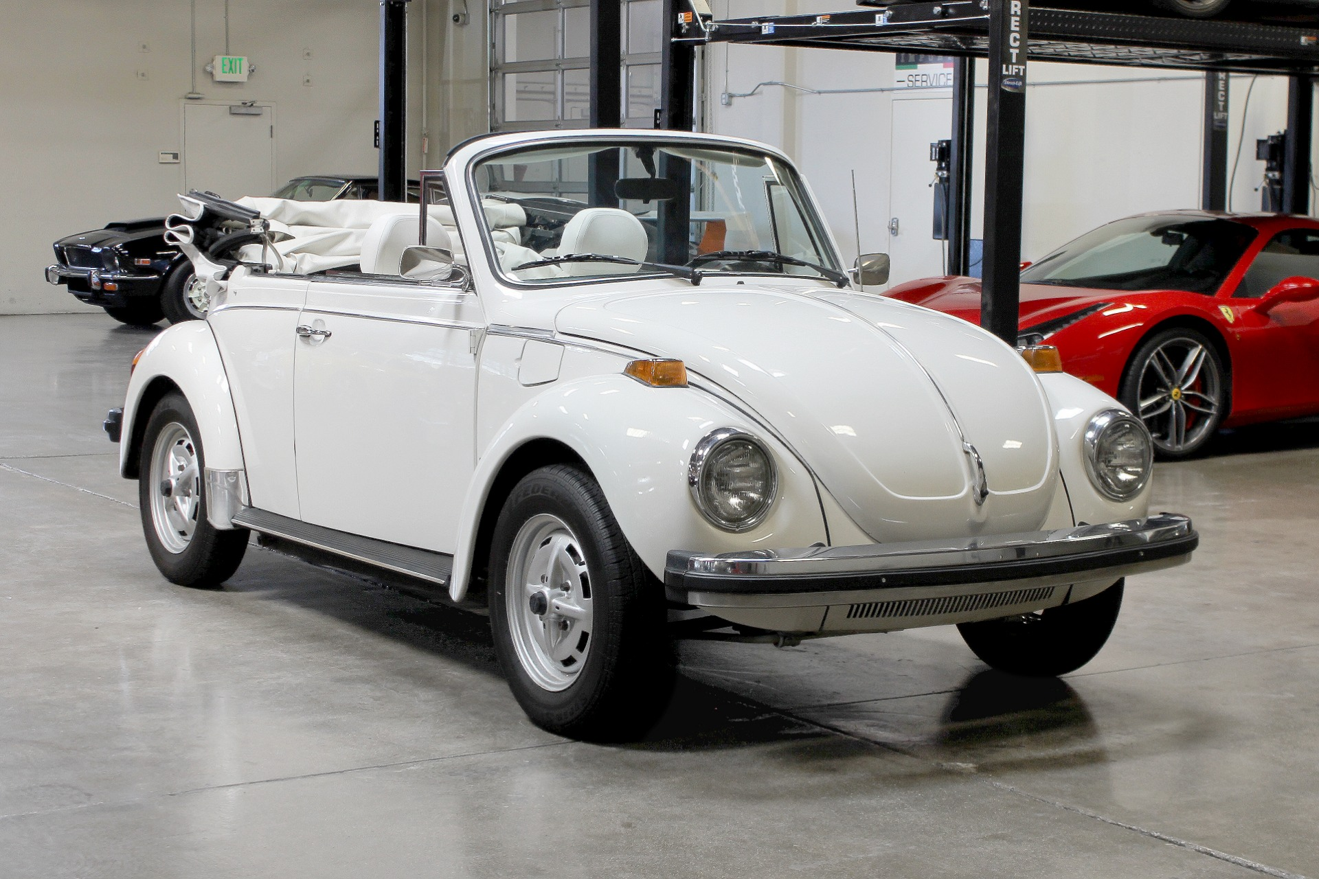 Used 1979 Volkswagon Beetle for sale $22,995 at San Francisco Sports Cars in San Carlos CA 94070 1