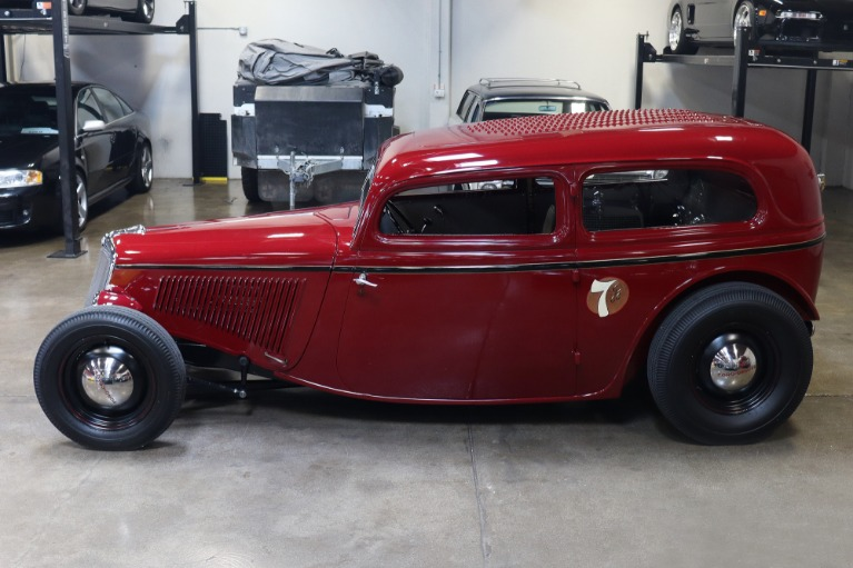 Used 1934 Ford Tudor Sedan for sale $84,995 at San Francisco Sports Cars in San Carlos CA 94070 4
