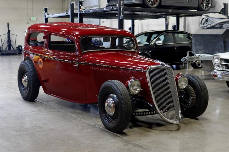 Used 1934 Ford Tudor Sedan for sale $84,995 at San Francisco Sports Cars in San Carlos CA