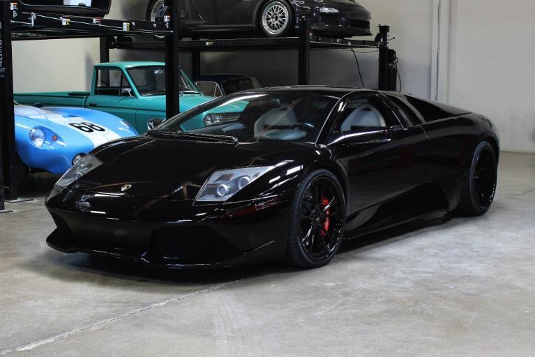 Used 2008 Lamborghini Murcielago LP 640 for sale Sold at San Francisco Sports Cars in San Carlos CA 94070 3