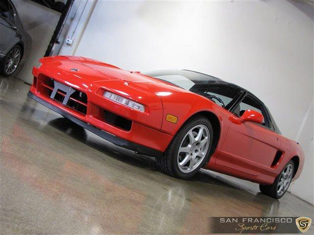 Used 1994 Acura NSX for sale Sold at San Francisco Sports Cars in San Carlos CA 94070 2