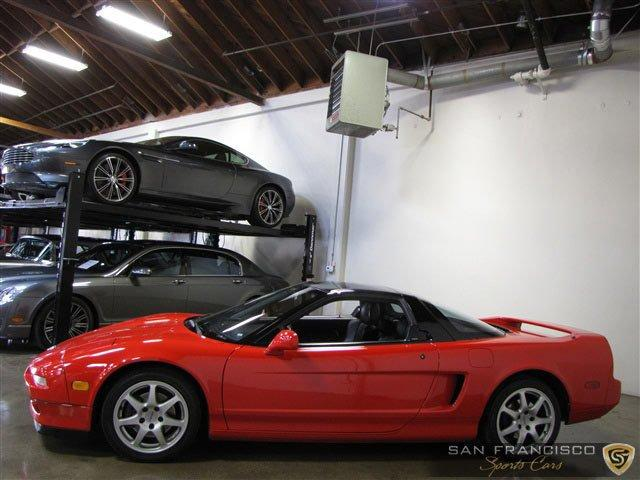 Used 1994 Acura NSX for sale Sold at San Francisco Sports Cars in San Carlos CA 94070 3