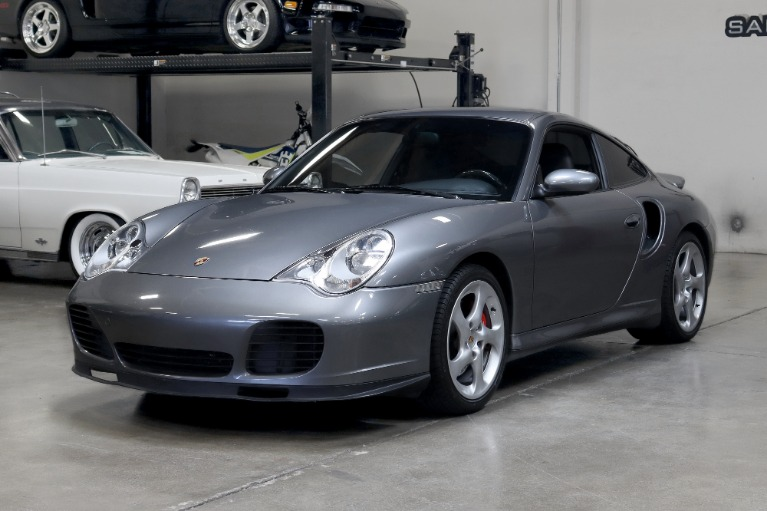 Used 2001 Porsche 911 Turbo for sale Sold at San Francisco Sports Cars in San Carlos CA 94070 3