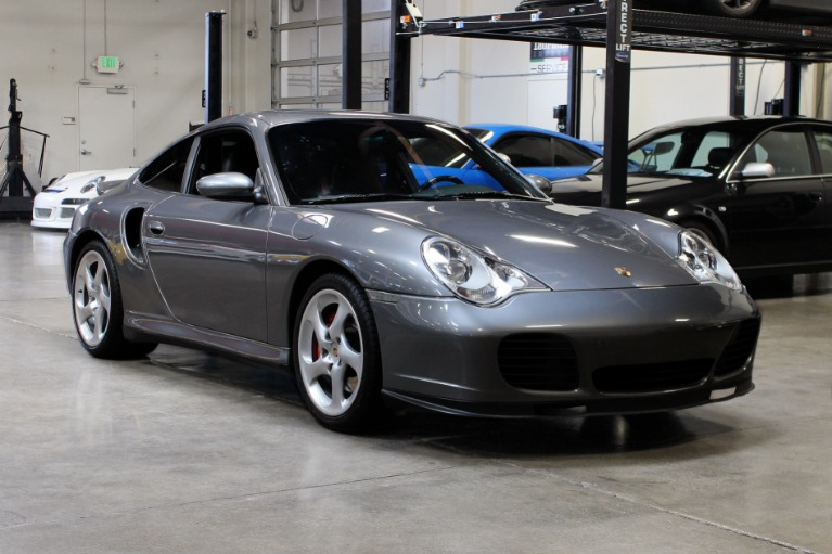 Used 2001 Porsche 911 Turbo for sale Sold at San Francisco Sports Cars in San Carlos CA 94070 1