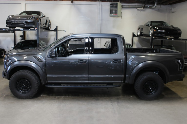 Used 2018 Ford F-150 Raptor Raptor for sale $69,995 at San Francisco Sports Cars in San Carlos CA 94070 4