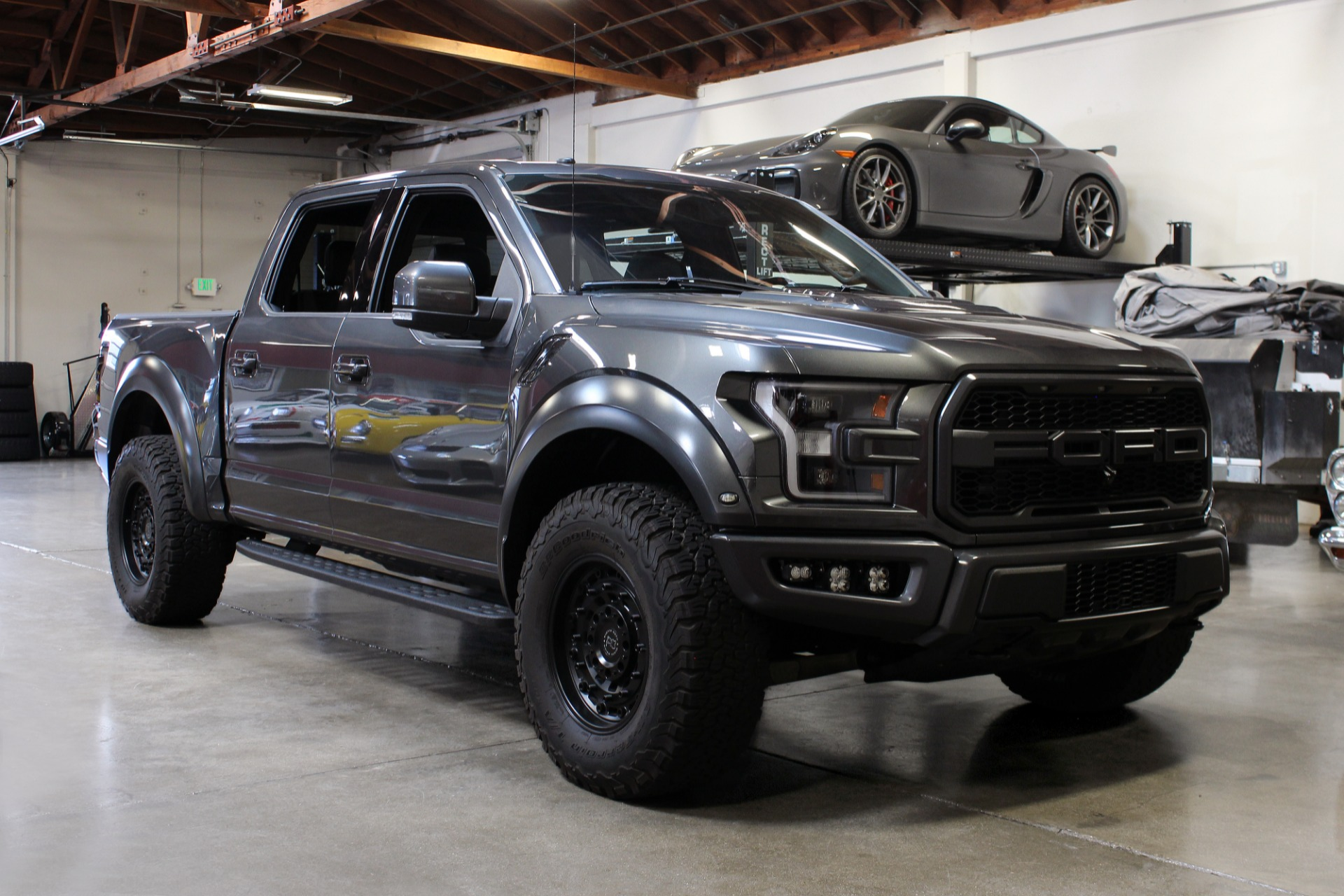 Used 2018 Ford F-150 Raptor Raptor for sale $69,995 at San Francisco Sports Cars in San Carlos CA 94070 1