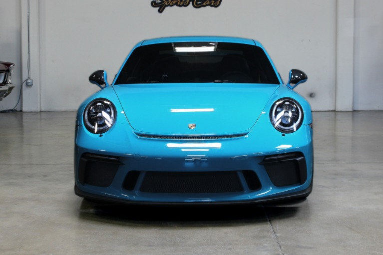 Used 2018 Porsche 911 GT3 for sale $199,995 at San Francisco Sports Cars in San Carlos CA 94070 2