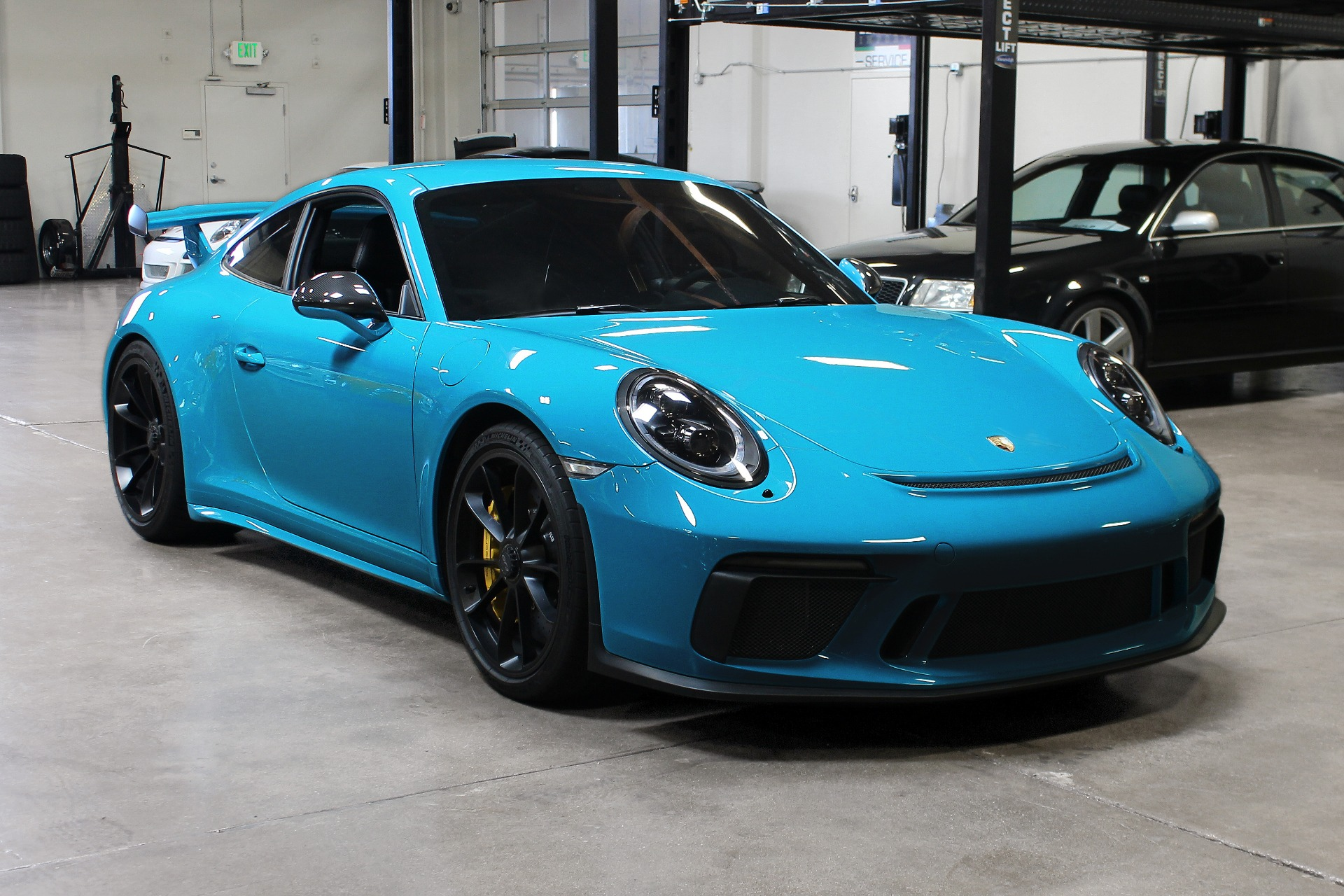 Used 2018 Porsche 911 GT3 for sale $199,995 at San Francisco Sports Cars in San Carlos CA 94070 1