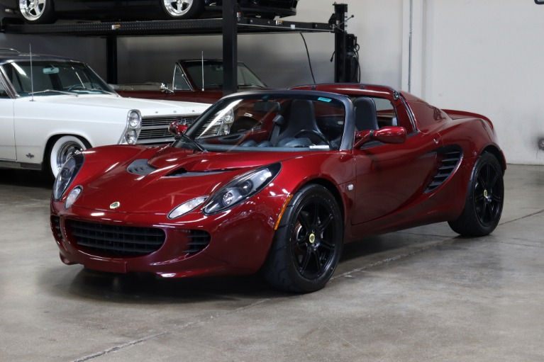 Used 2005 Lotus Elise for sale $56,995 at San Francisco Sports Cars in San Carlos CA 94070 3