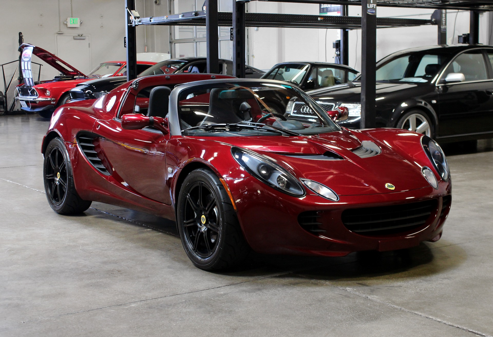 Used 2005 Lotus Elise for sale $56,995 at San Francisco Sports Cars in San Carlos CA 94070 1