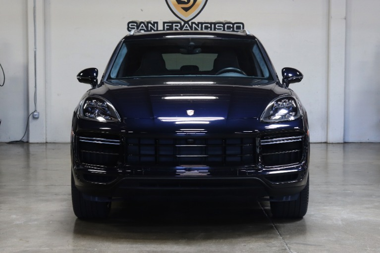 Used 2019 Porsche Cayenne Turbo for sale $127,995 at San Francisco Sports Cars in San Carlos CA 94070 2
