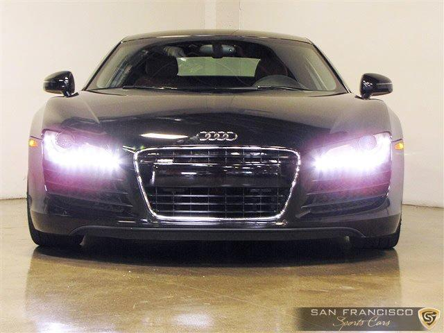 Used 2008 Audi R8 for sale Sold at San Francisco Sports Cars in San Carlos CA 94070 1