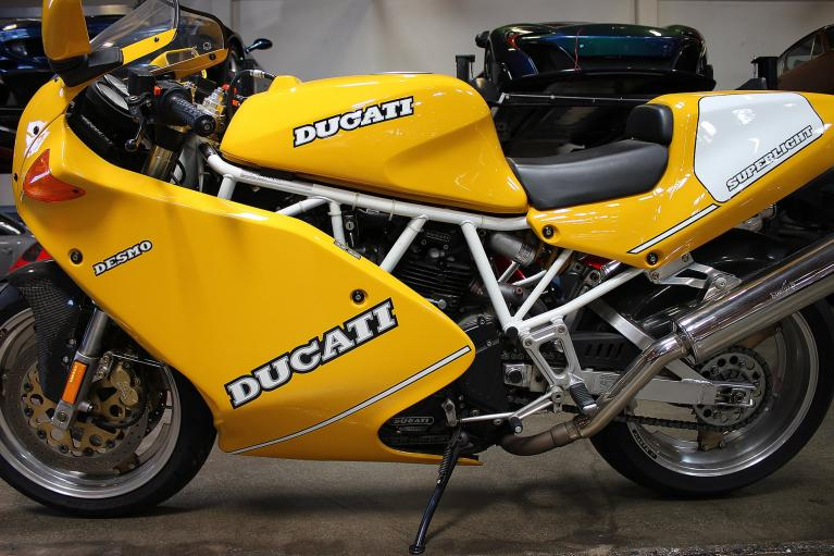 Used 1993 Ducati  for sale Sold at San Francisco Sports Cars in San Carlos CA 94070 3