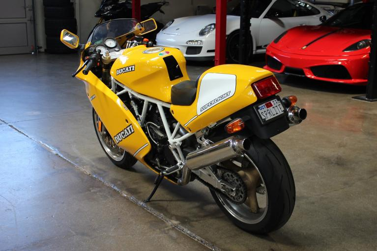 Used 1993 Ducati  for sale Sold at San Francisco Sports Cars in San Carlos CA 94070 4