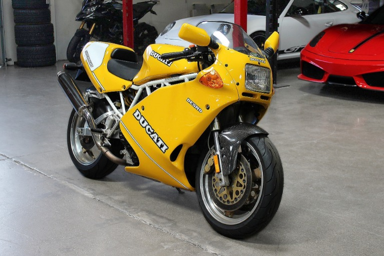 Used 1993 Ducati 900 superlight #875 for sale Call for price at San Francisco Sports Cars in San Carlos CA
