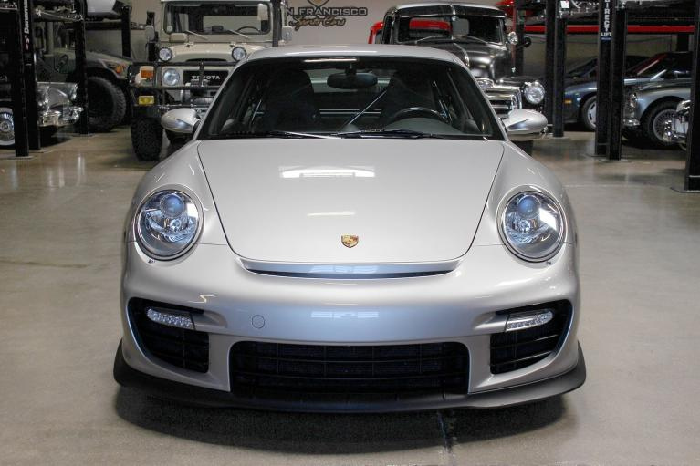 Used 2008 Porsche 911 GT2 for sale $199,995 at San Francisco Sports Cars in San Carlos CA 94070 2