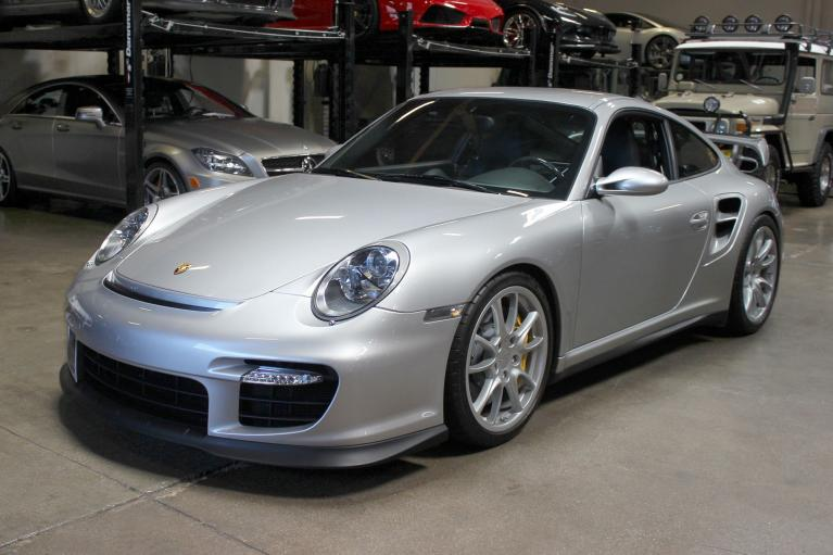 Used 2008 Porsche 911 GT2 for sale $199,995 at San Francisco Sports Cars in San Carlos CA 94070 3