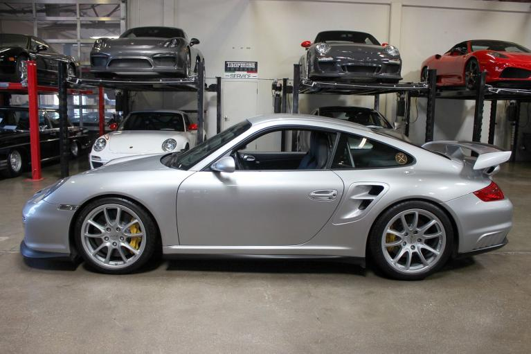 Used 2008 Porsche 911 GT2 for sale $199,995 at San Francisco Sports Cars in San Carlos CA 94070 4