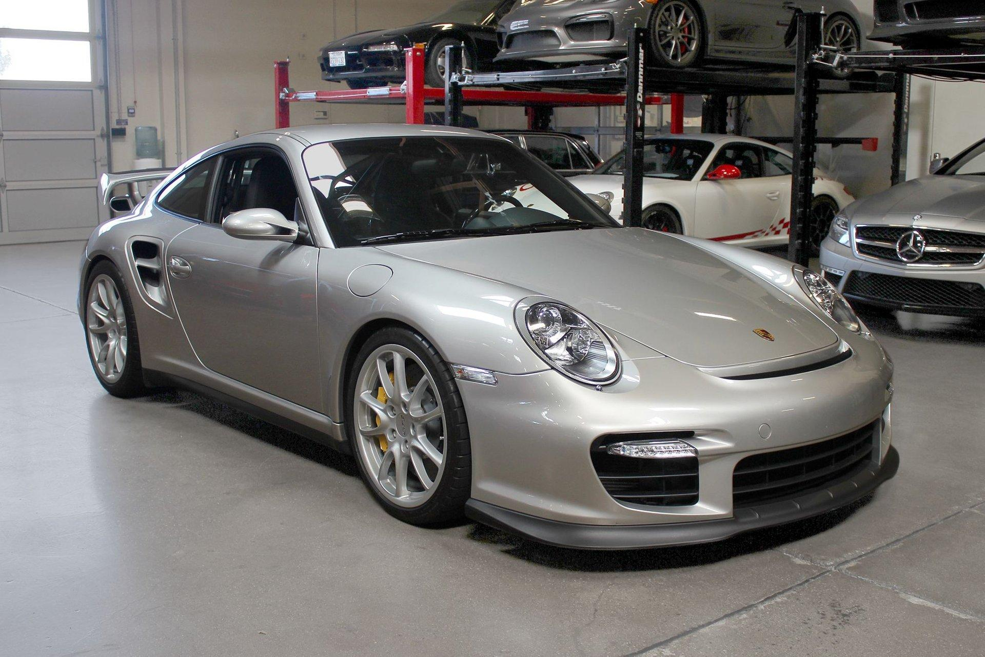 Used 2008 Porsche 911 GT2 for sale $199,995 at San Francisco Sports Cars in San Carlos CA 94070 1