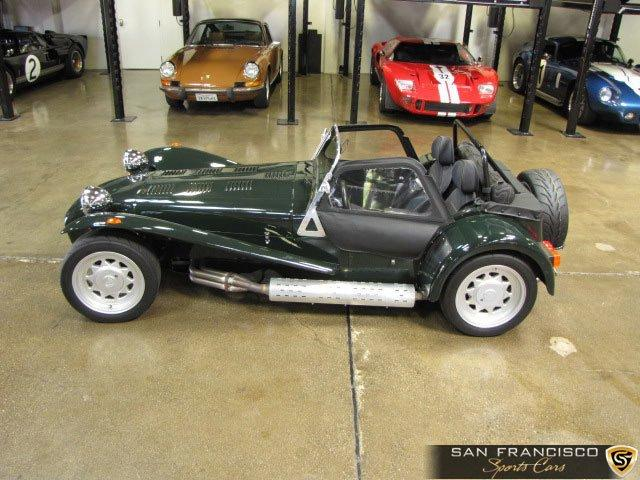 Used 2000 Caterham Super 7 for sale Sold at San Francisco Sports Cars in San Carlos CA 94070 3