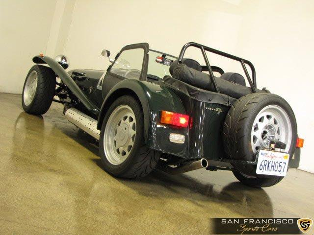 Used 2000 Caterham Super 7 for sale Sold at San Francisco Sports Cars in San Carlos CA 94070 4