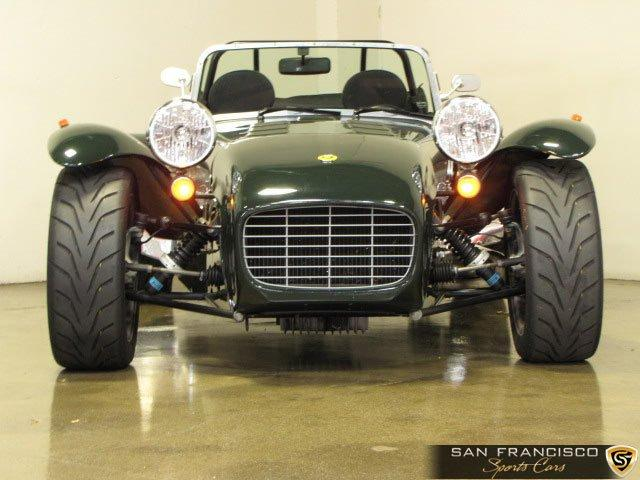 Used 2000 Caterham Super 7 for sale Sold at San Francisco Sports Cars in San Carlos CA 94070 1