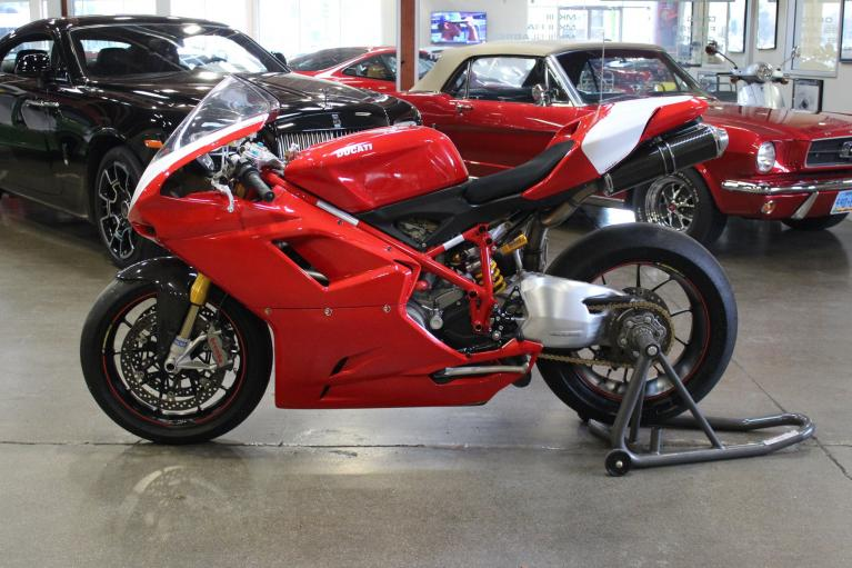 Used 2007 Ducati 1098S for sale Sold at San Francisco Sports Cars in San Carlos CA 94070 4