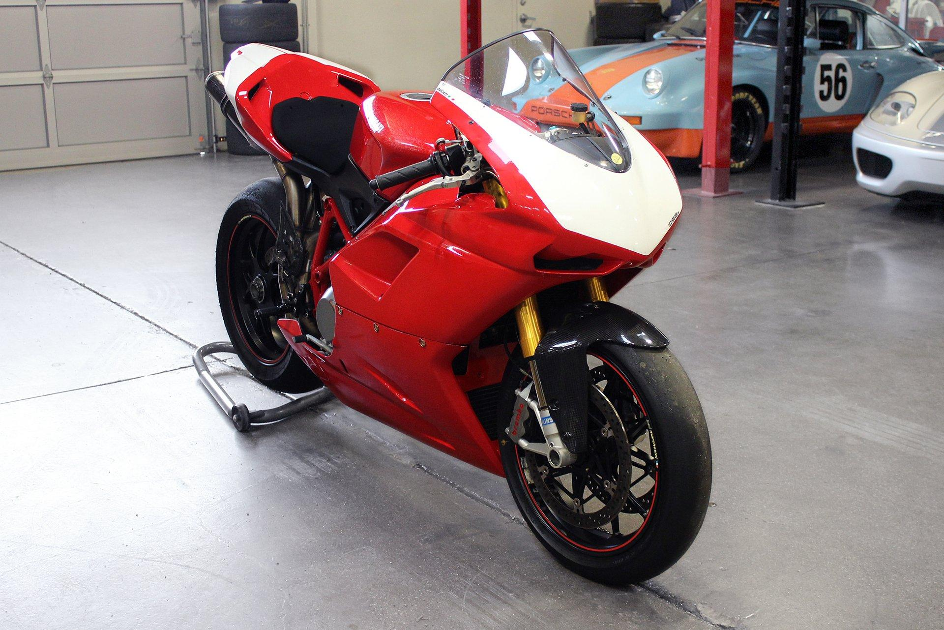 Used 2007 Ducati 1098S for sale Sold at San Francisco Sports Cars in San Carlos CA 94070 1