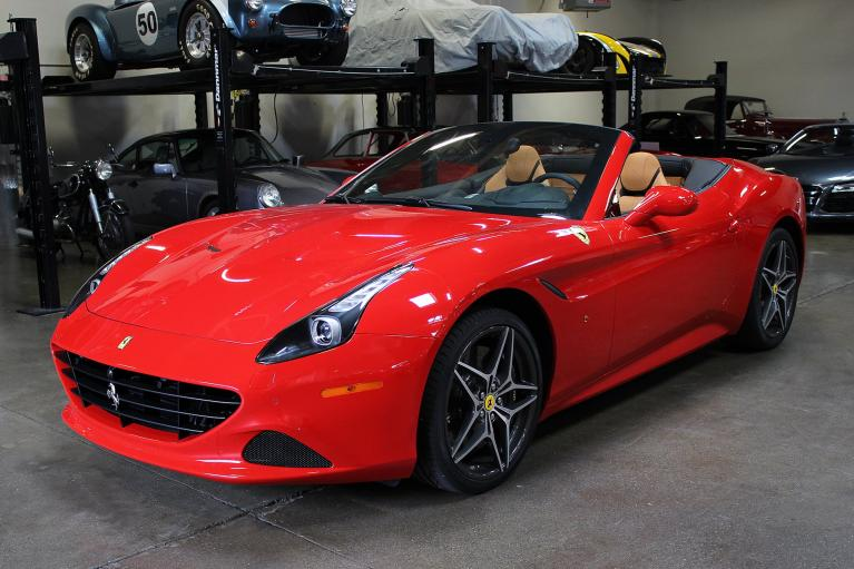 Used 2016 Ferrari California T for sale Sold at San Francisco Sports Cars in San Carlos CA 94070 3