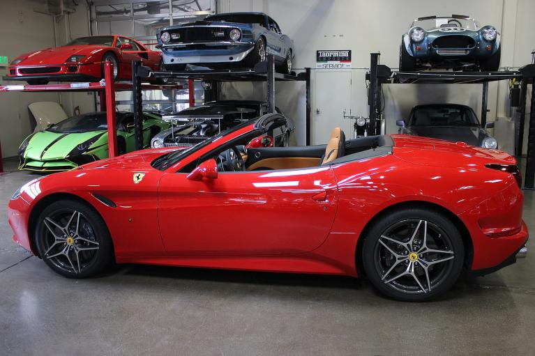 Used 2016 Ferrari California T for sale Sold at San Francisco Sports Cars in San Carlos CA 94070 4
