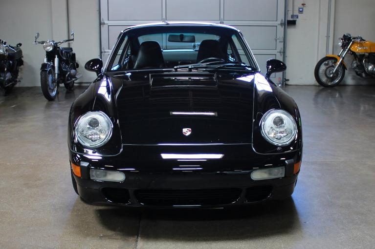 Used 1996 Porsche 911 Turbo for sale Sold at San Francisco Sports Cars in San Carlos CA 94070 3