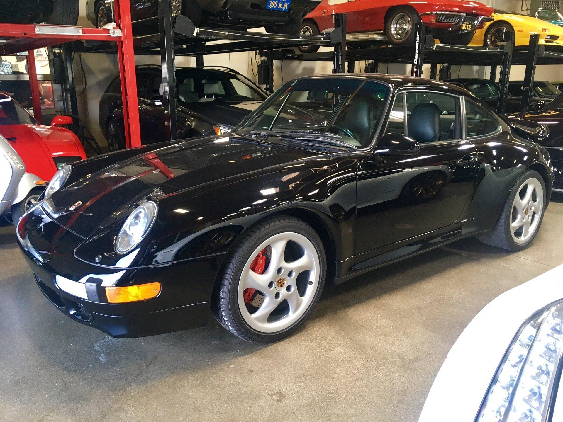 Used 1996 Porsche 911 Turbo for sale Sold at San Francisco Sports Cars in San Carlos CA 94070 1