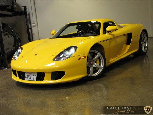Used 2005 Porsche Carrera GT for sale Sold at San Francisco Sports Cars in San Carlos CA 94070 2