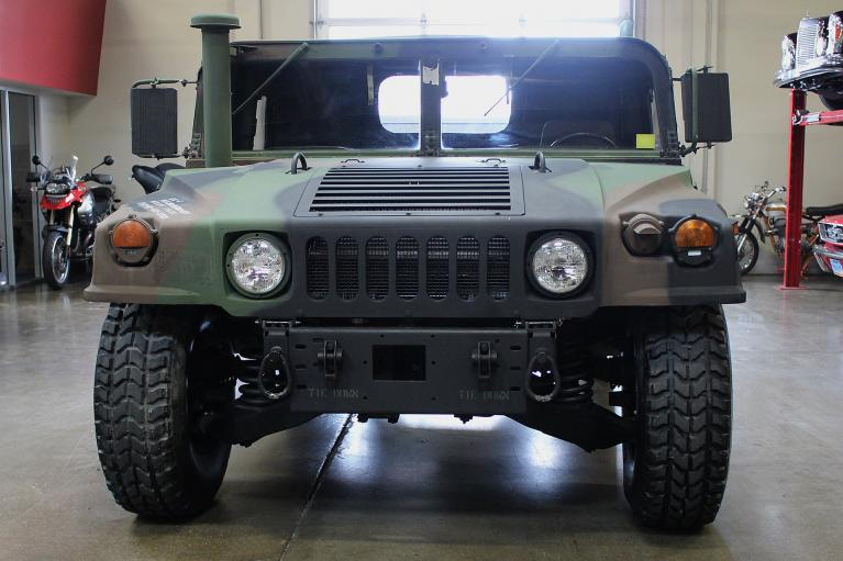 Used 2009 Hummer H1 for sale Sold at San Francisco Sports Cars in San Carlos CA 94070 2