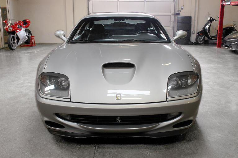 Used 1997 Ferrari 550 Maranello for sale Sold at San Francisco Sports Cars in San Carlos CA 94070 2