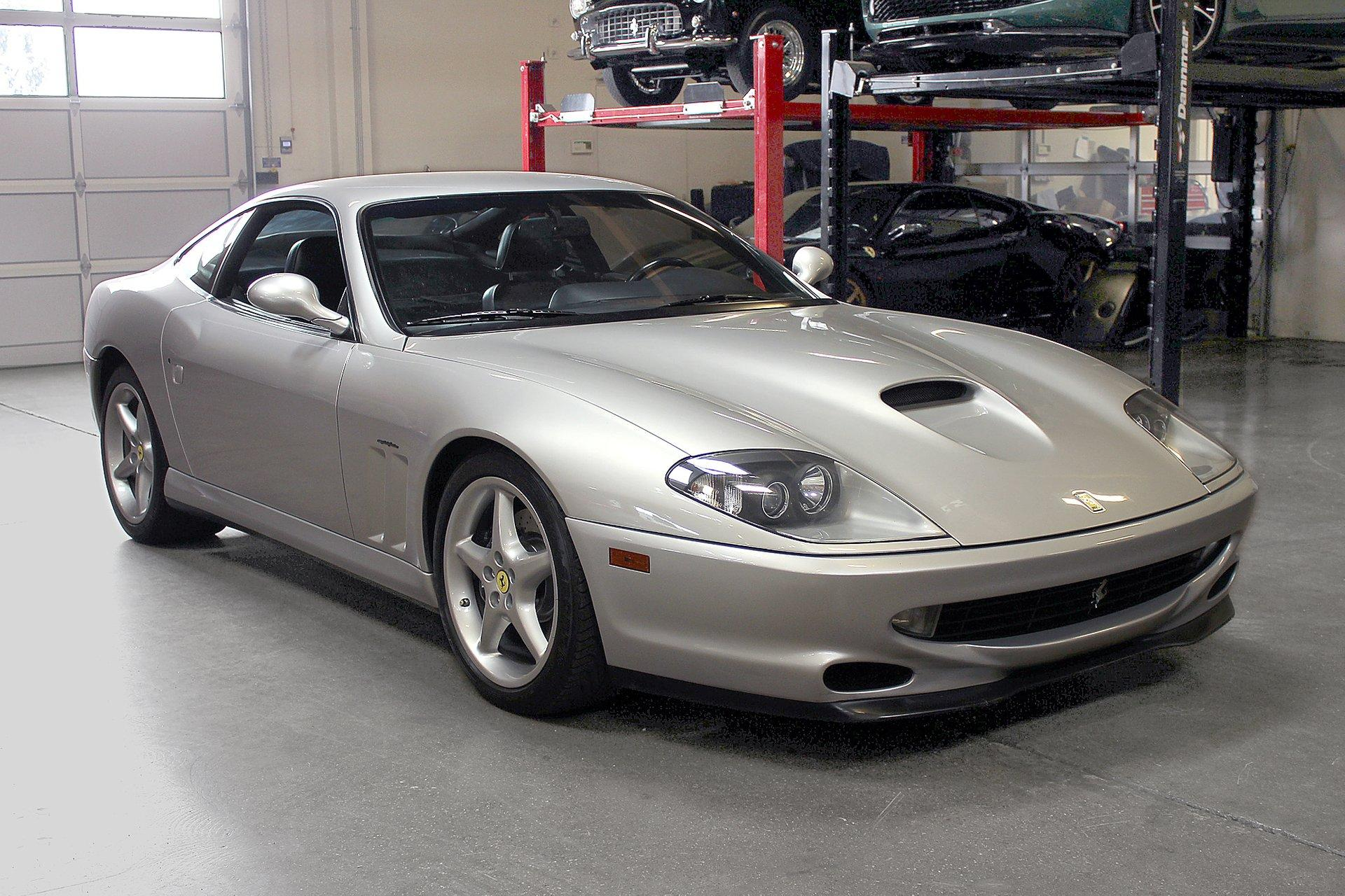 Used 1997 Ferrari 550 Maranello for sale Sold at San Francisco Sports Cars in San Carlos CA 94070 1