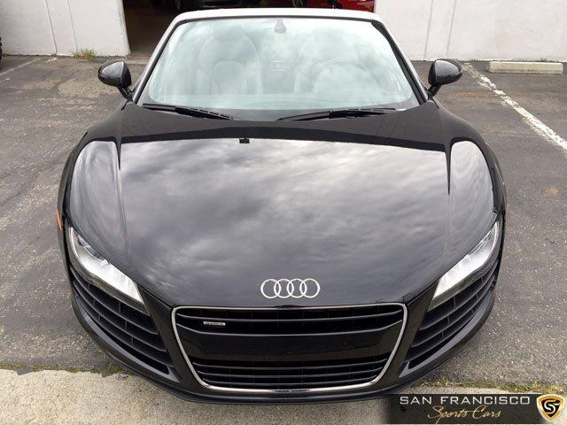 Used 2011 Audi R8 Spyder for sale Sold at San Francisco Sports Cars in San Carlos CA 94070 1