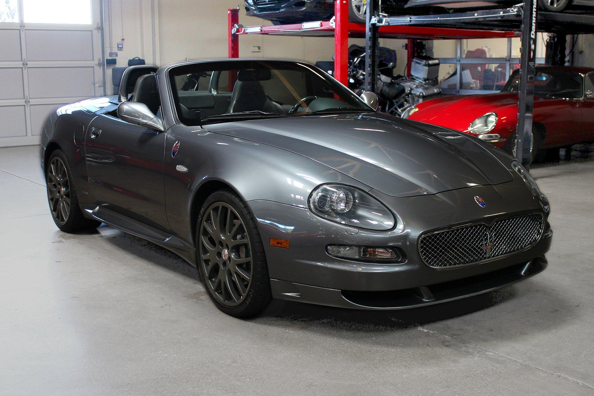 Used 2006 Maserati GranSport for sale Sold at San Francisco Sports Cars in San Carlos CA 94070 1