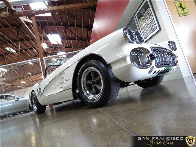 Used 1958 Chevy Corvette Race Car for sale Sold at San Francisco Sports Cars in San Carlos CA 94070 3