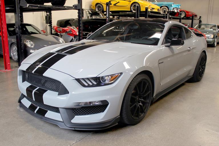 Used 2016 Ford Shelby GT350 for sale Sold at San Francisco Sports Cars in San Carlos CA 94070 3