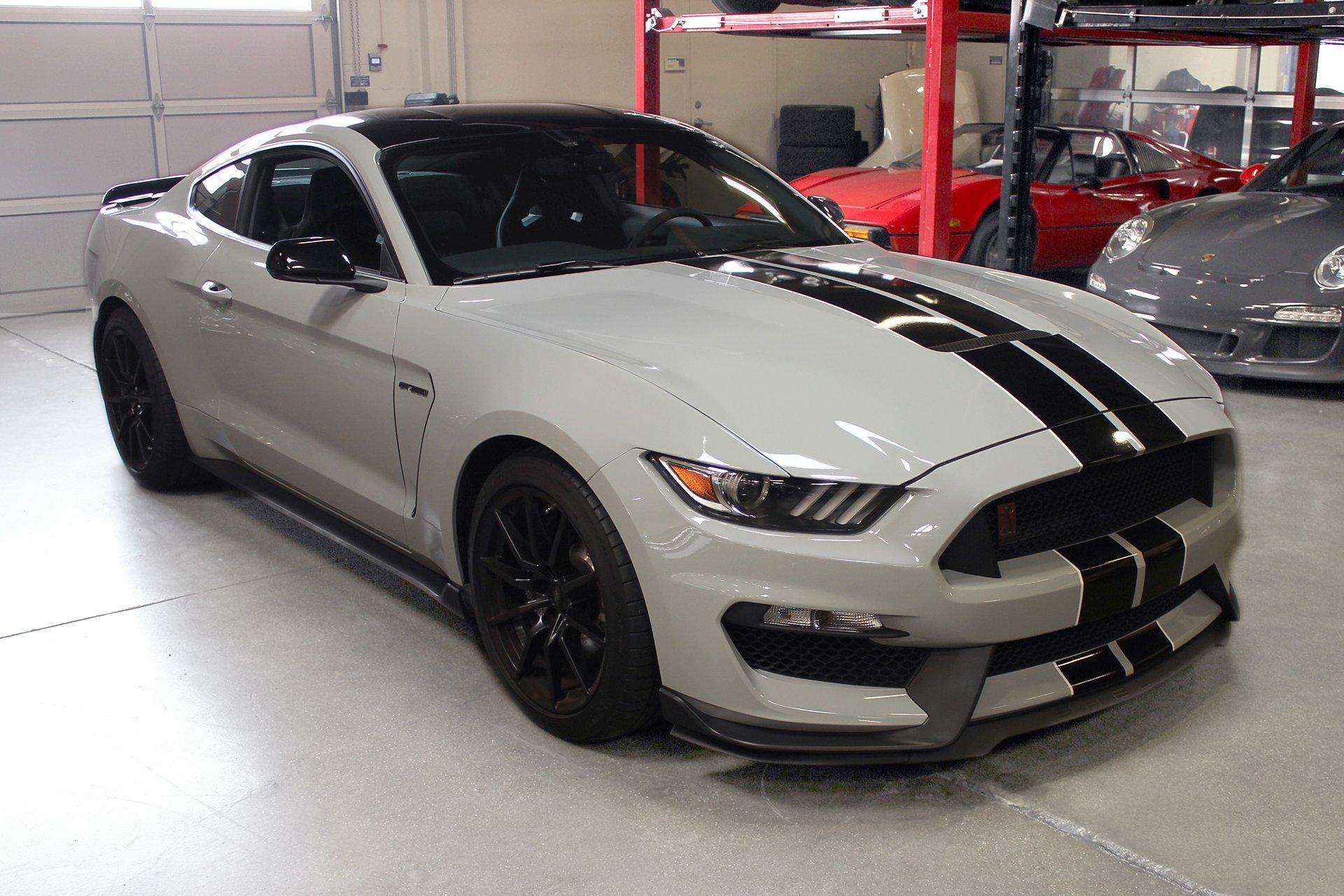 Used 2016 Ford Shelby GT350 for sale Sold at San Francisco Sports Cars in San Carlos CA 94070 1