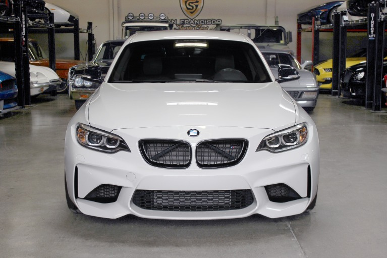 Used 2017 BMW M2 Performance for sale $45,995 at San Francisco Sports Cars in San Carlos CA 94070 2