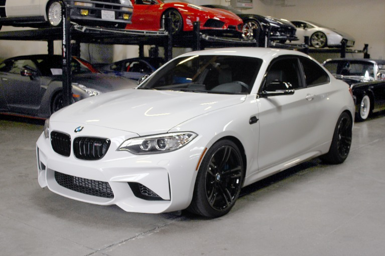 Used 2017 BMW M2 Performance for sale $45,995 at San Francisco Sports Cars in San Carlos CA 94070 3