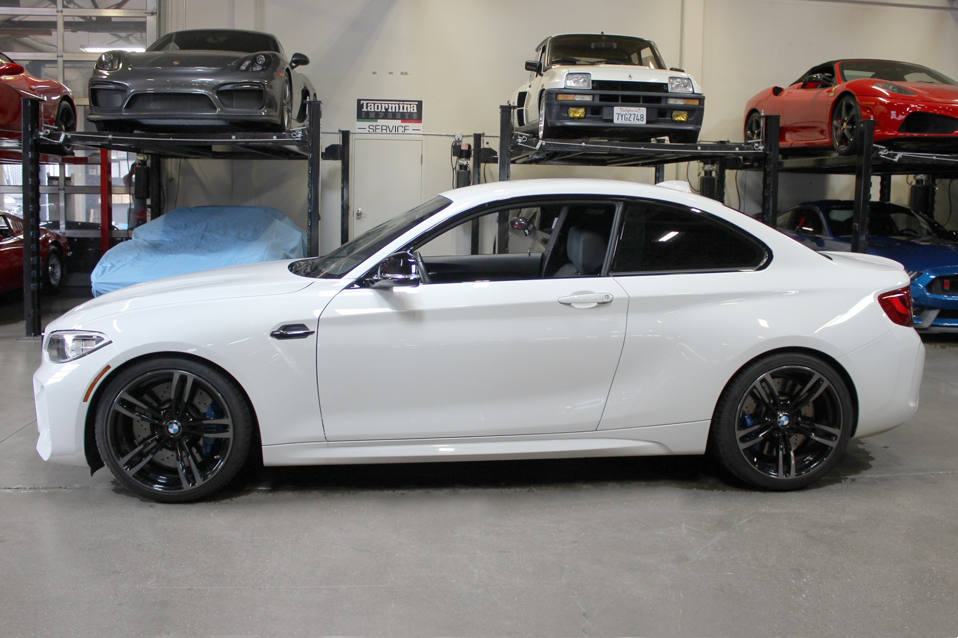 Used 2017 Bmw M2 Performance For Sale 43 995 San Francisco Sports Cars Stock P20206