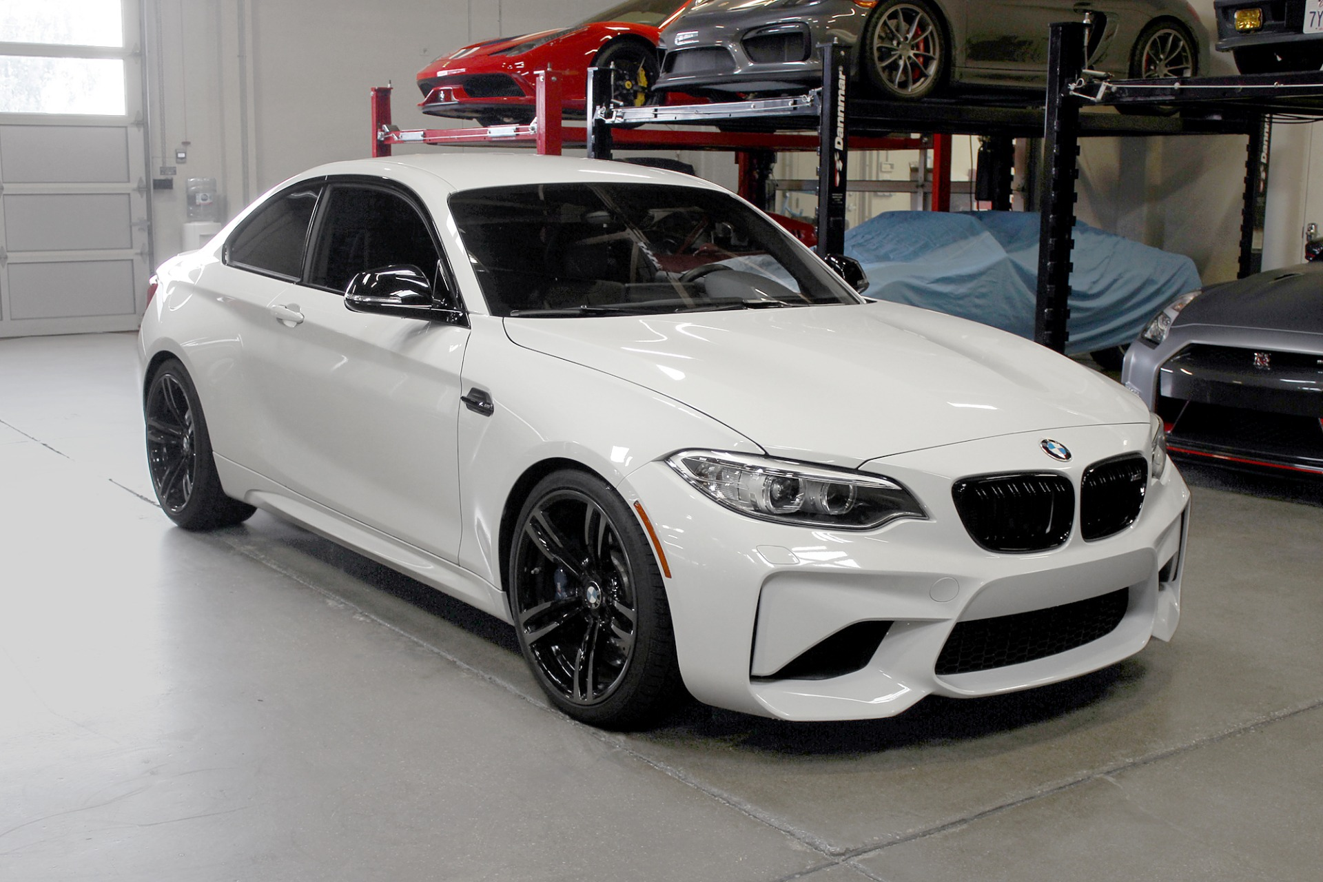 Used 2017 BMW M2 Performance for sale $45,995 at San Francisco Sports Cars in San Carlos CA 94070 1